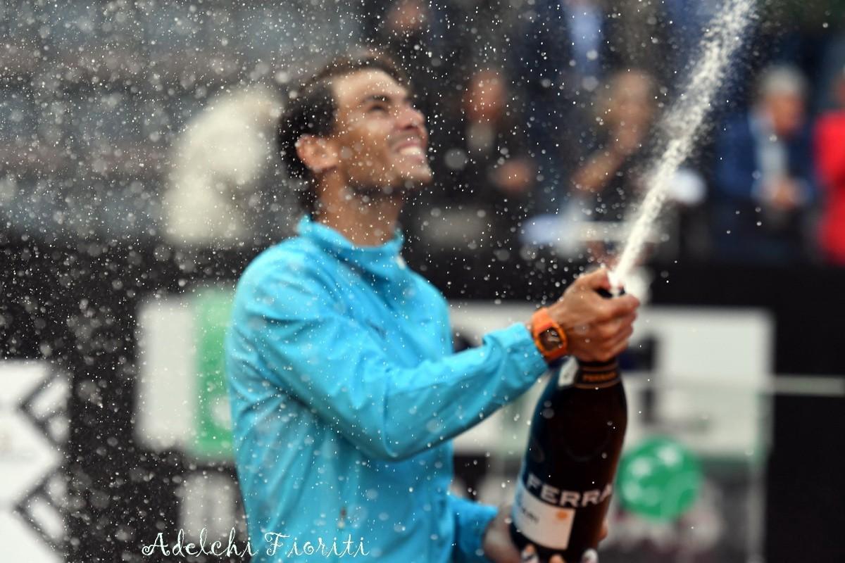 ATP-Roma-2019-Nadal-Champagne