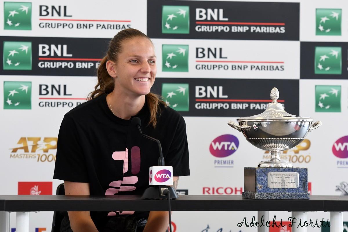 ATP-Roma-2019-Pliskova-press-conference