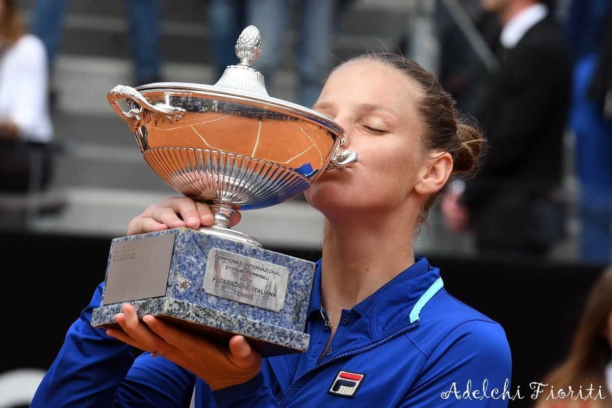 ATP-Roma-2019-Pliskova-trofeo