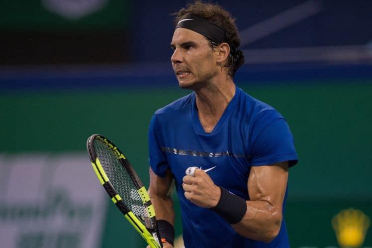 ATP Parigi Bercy Rafa Nadal