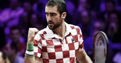 Davis Cup Final, Day3: finalmente Cilic! Coppa Davis alla Croazia