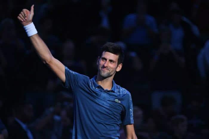 ATP Cincinnati Djokovic