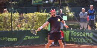 Roland Garros 2020 Lorenzo Giustino