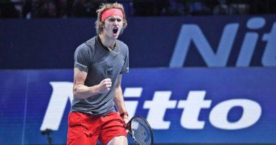 ATP Finals: pazzesco Zverev, è il Maestro 2018. Battuto a sorpresa uno spento Djokovic