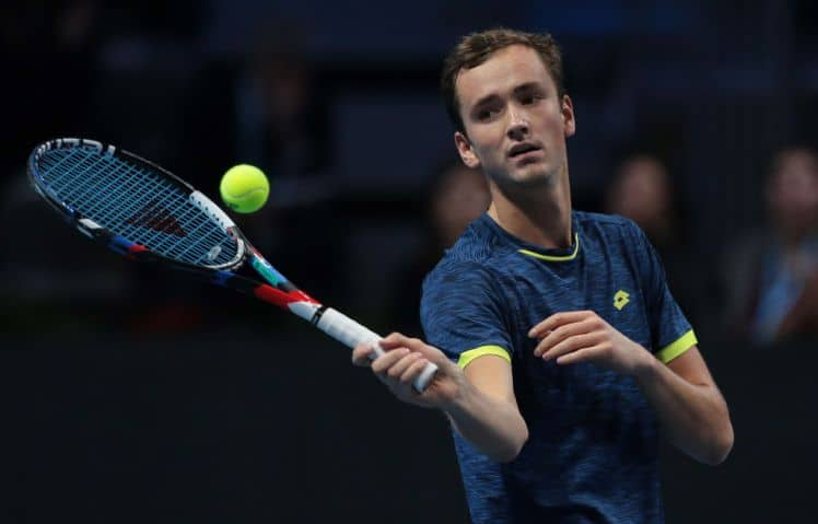 Roland Garros 2020 Daniil Medvedev Marton Fucsovics