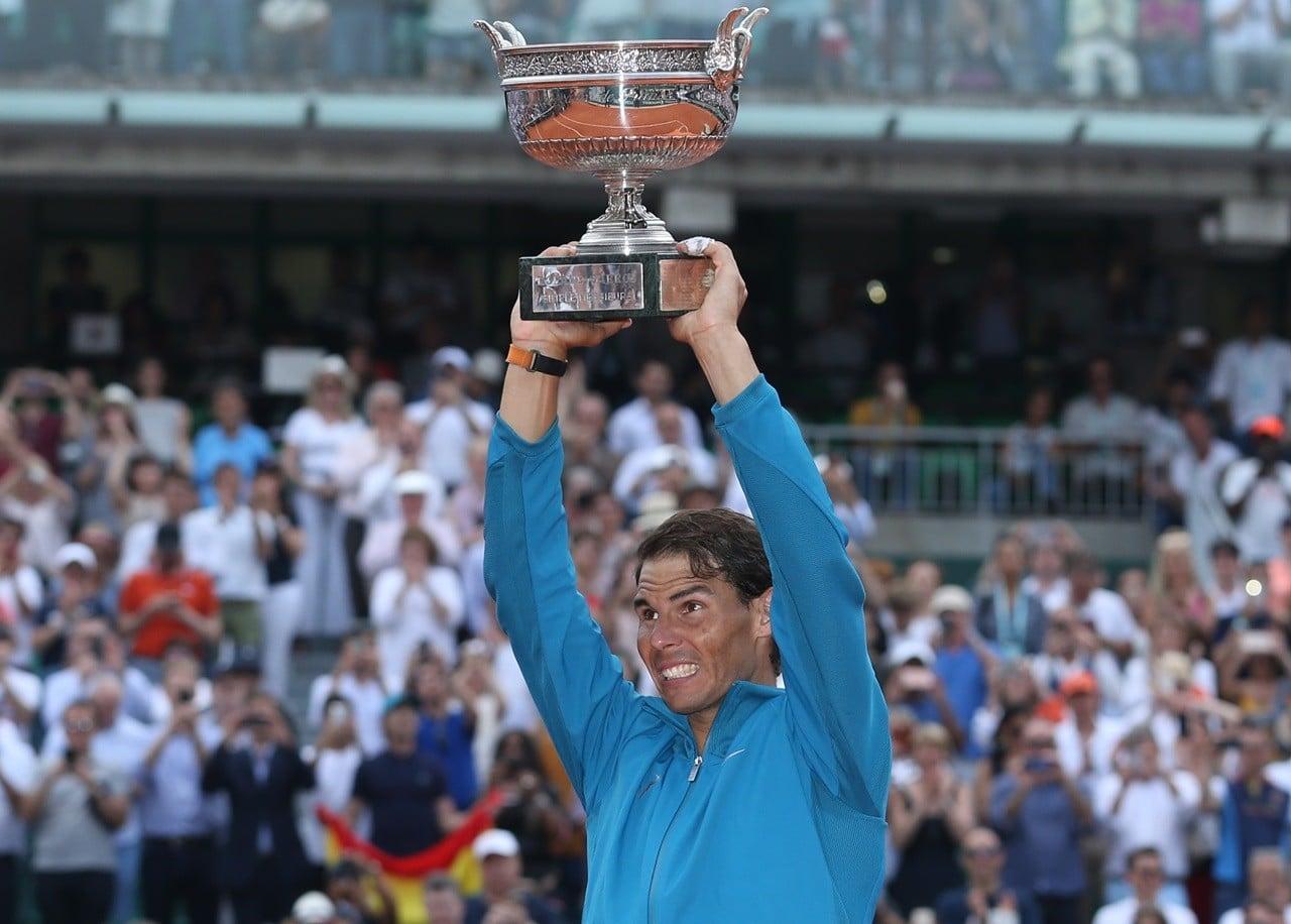 Roland Garros 2020 Rafael Nadal Novak Djokovic