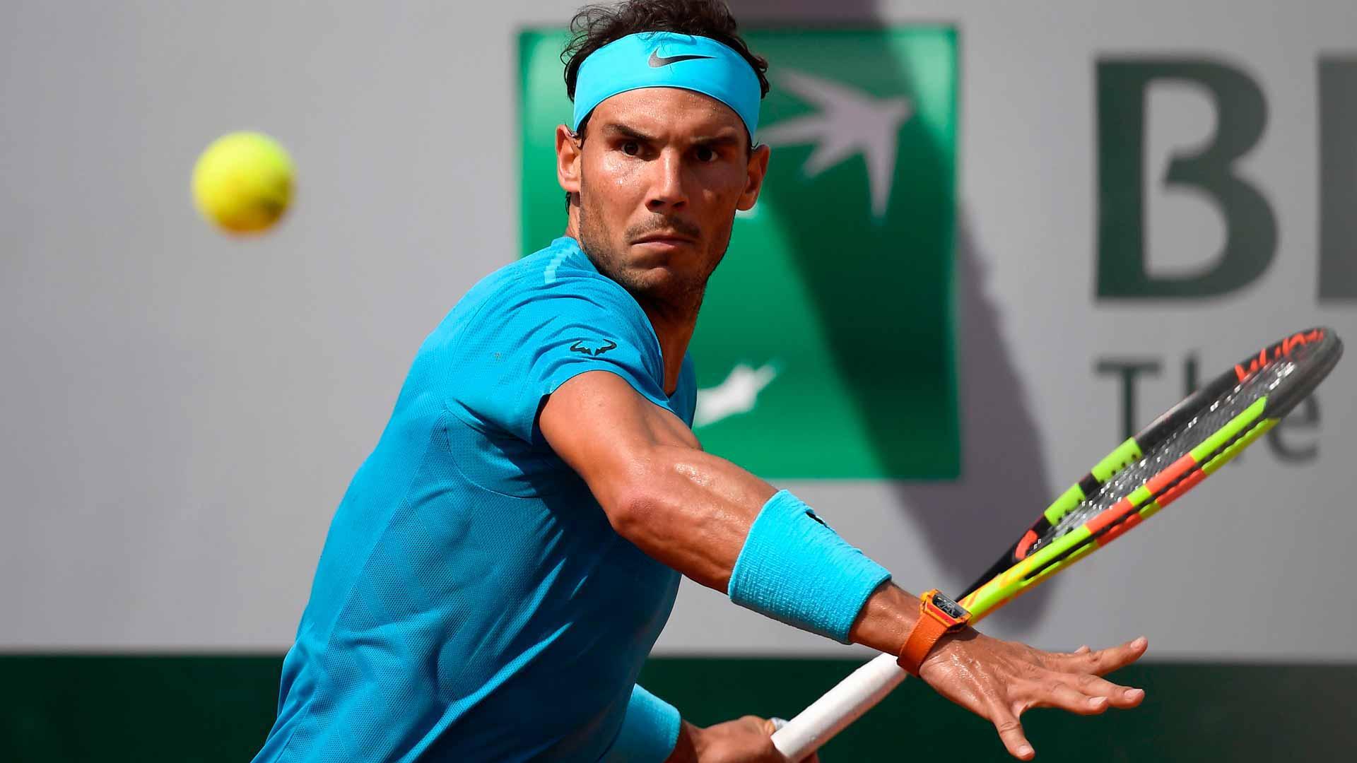 ATP Rotterdam Rafael Nadal