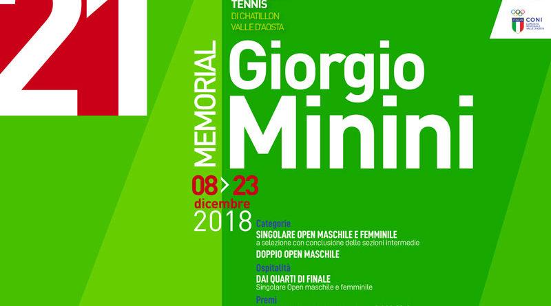 Memorial Giorgio Minini