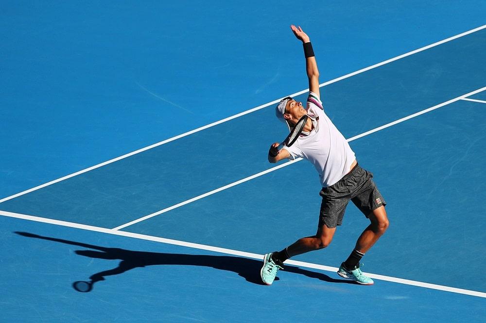Australian Open 2020 qualificazioni Lorenzo Musetti