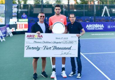 Challenger e ITF: Matteo Berrettini re di Phoenix