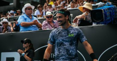 Masters 1000 Montecarlo: Fognini S-U-P-E-R-B-O! Avanti anche uno straordinario Sonego. Fuori Cecchinato. Djokovic e Nadal, sfida in vista?