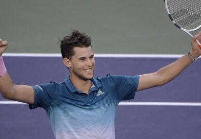 Indian Wells: finale a sorpresa. Thiem batte Federer e centra il primo titolo in un Master 1000.