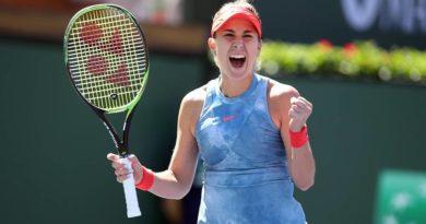 WTA Indian Wells: Bencic is back!, sfida a Kerber in semifinale