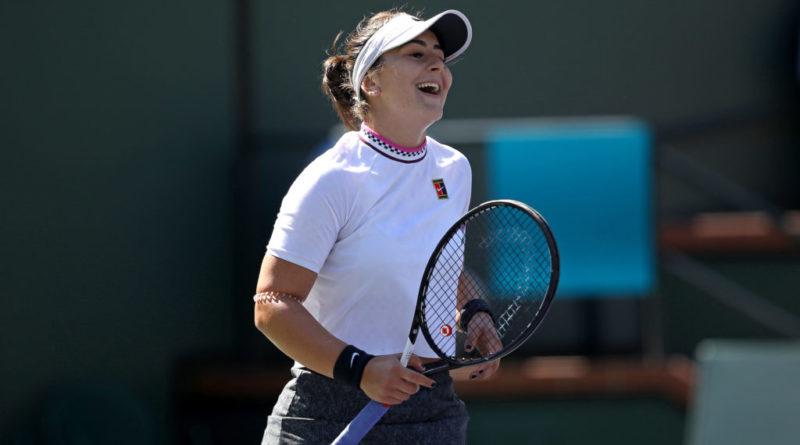 Wta Indian Wells, day 12: Andreescu, la favola continua, in finale a 18 anni contro la Kerber