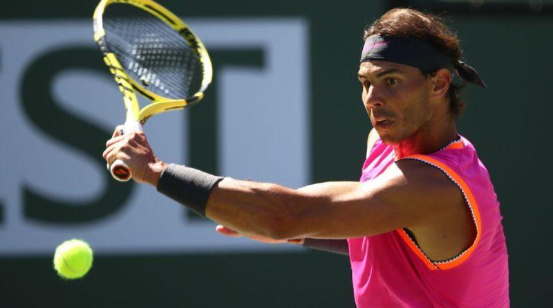 Atp Indian Wells, day 12: Nadal cuore e fatica, superato Khachanov. In semi sarà Fedal