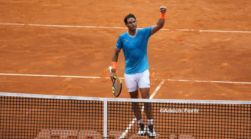 IBI 2019: Nadal si prende la rivincita e vola per l'11esima volta in finale. Tsistipas battuto in due set