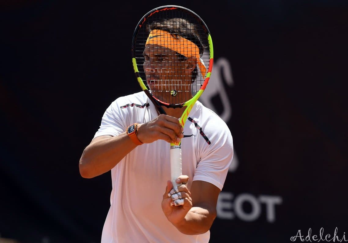 ATP Roma 2020 Rafael Nadal Pablo Carreno Busta