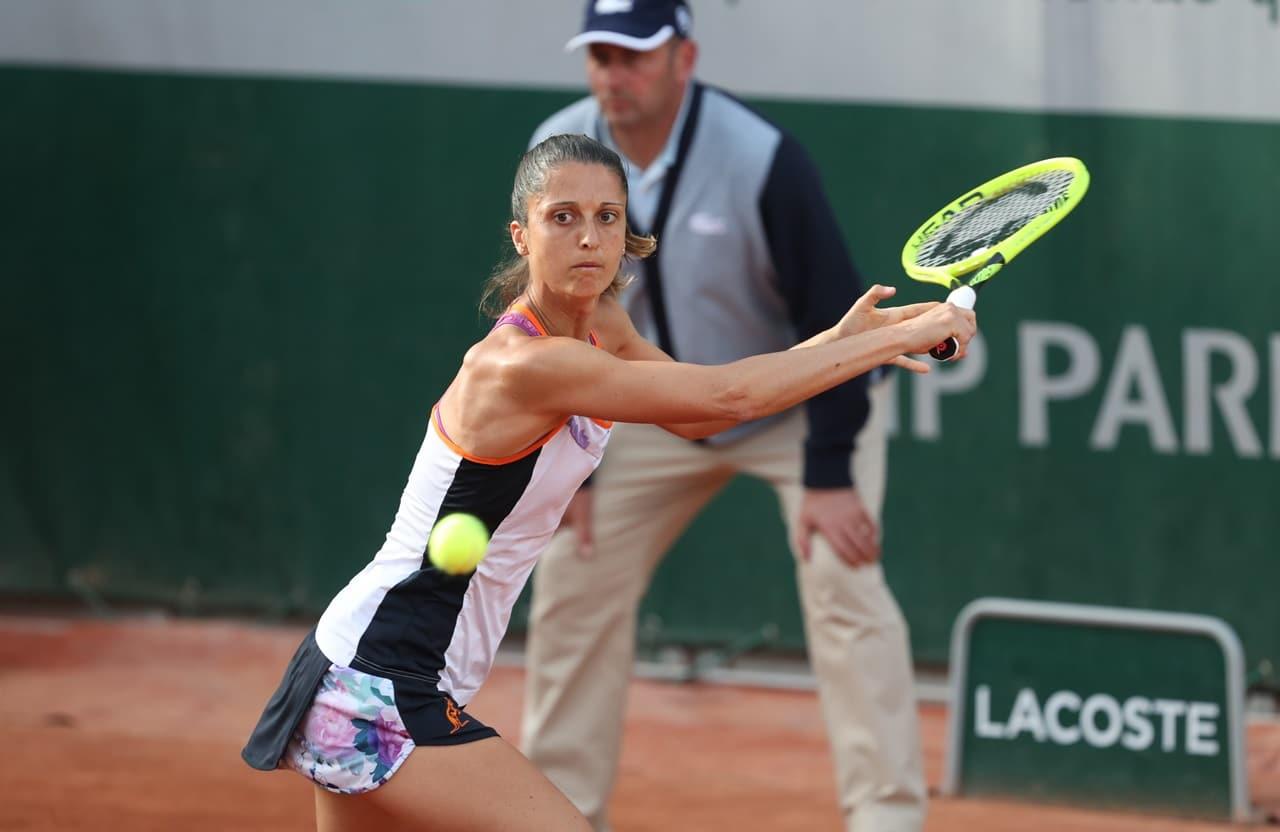 Fed Cup 2020 Giulia Gatto-Monticone