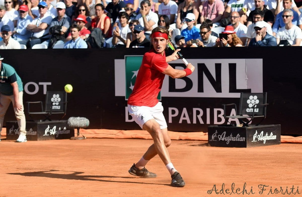 Roland Garros 2020 Stefanos Tsitsipas Jaume Munar