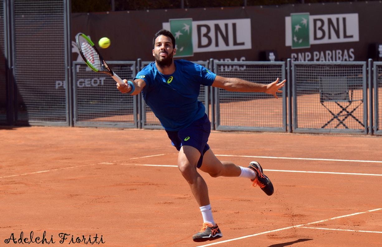 ATP Roma Salvatore Caruso Tennys Sandgren