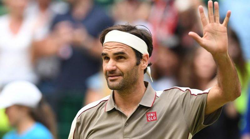 Atp 500 Halle: Federer sempre più nel mito