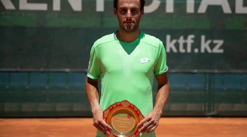 ITF e Challenger: Stefano Travaglia finalista in Kazakistan