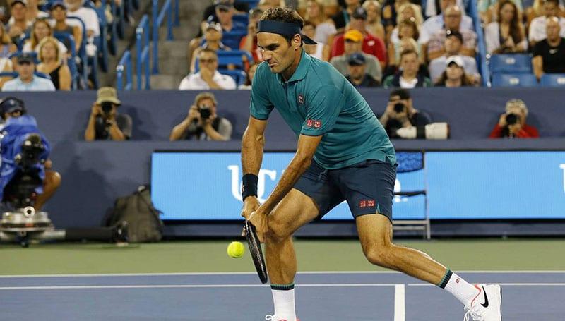 Masters 1000 Cincinnati Federer