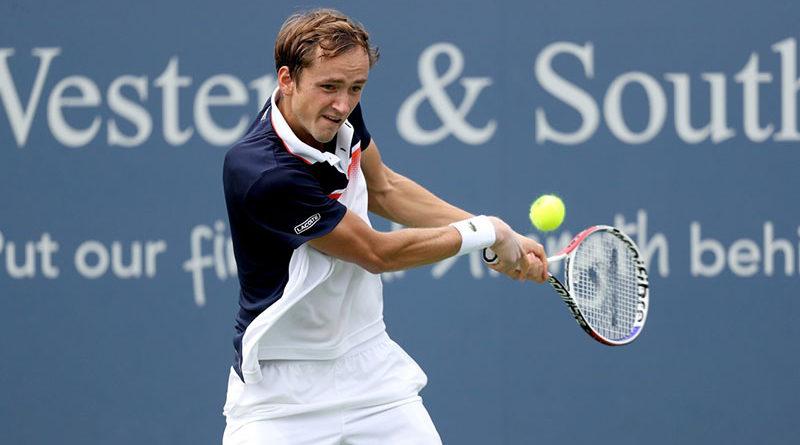 Masters 1000 Cincinnati Medvedev