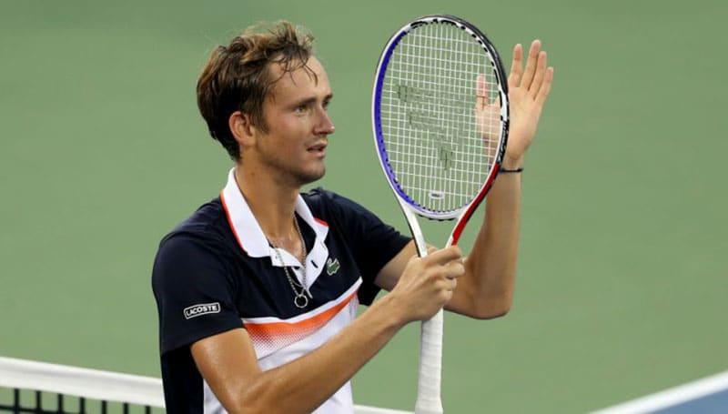 ATP Finals Daniil Medvedev