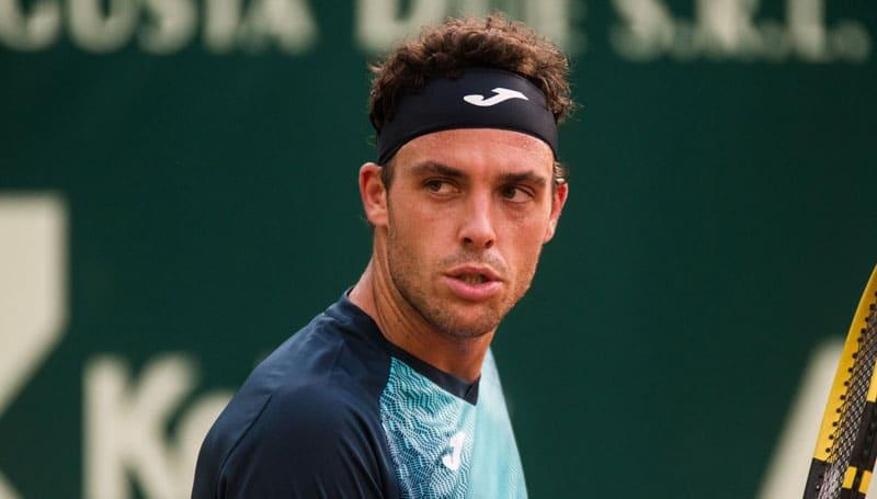 ATP Sardegna Marco Cecchinato Laslo Djere