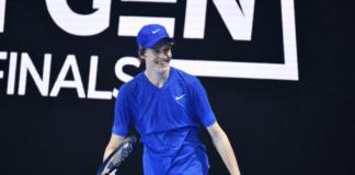 Jannik Sinner Next Gen Atp Finals 2019