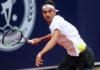 ATP Parigi Bercy Lorenzo Sonego Tennys Sandren