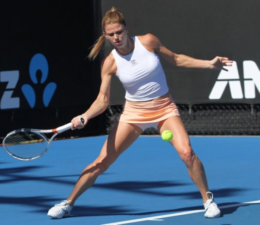 Australian Open 2020 Camila Giorgi
