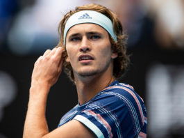 Roland Garros 2020 Sascha Zverev