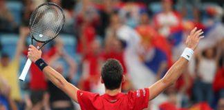 ATP Roma 2020 Novak Djokovic Casper Ruud