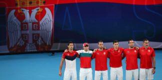 Atp Cup 2020 finale Serbia Spagna