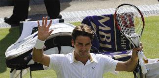 Logo Federer RF