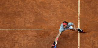 ATP Roma Stefanos Tsitsipas SF 2019