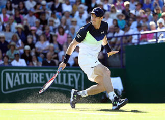Battle of the brits andy Murray