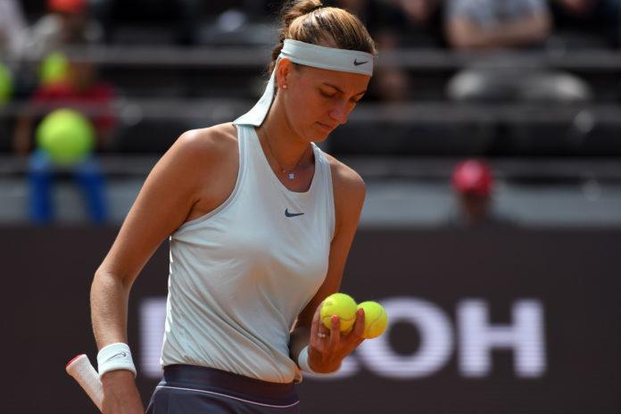 Torneo Esibizione repubblica ceca Petra Kvitova