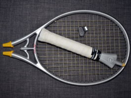Racchetta da tennis Jenro Twin Racket