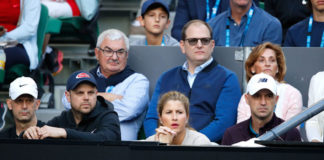Tennis Box Federer