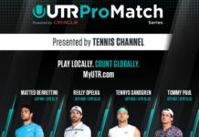 tennis in tv utr pro match series