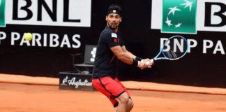 ATP Roma tennis italiano Fabio Fognini 2018 roma