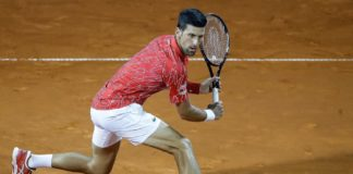 Roland Garros 2020 Novak Djokovic