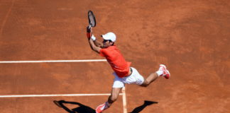 Adria Tour Novak Djokovic