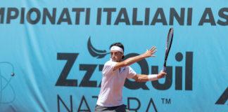 Campionati Italiani Assoluti Andrea Arnaboldi Sonego