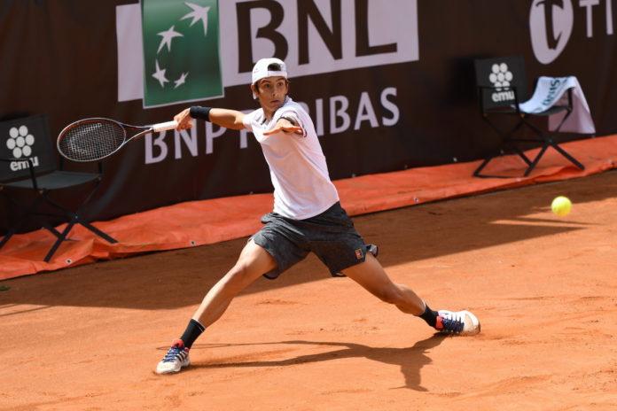 ATP Roma Lorenzo Musetti Kei Nishikori