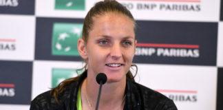 Livescore cup Karolina Pliskova