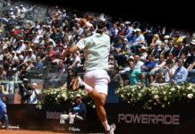 Roger Federer Roma 2019